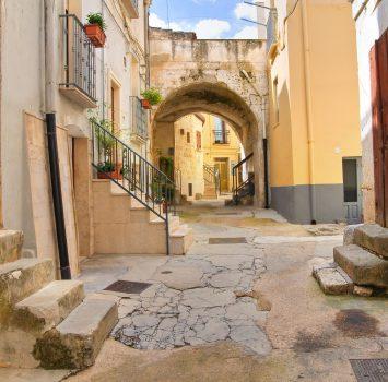 アルタムーラの町並み イタリアの風景