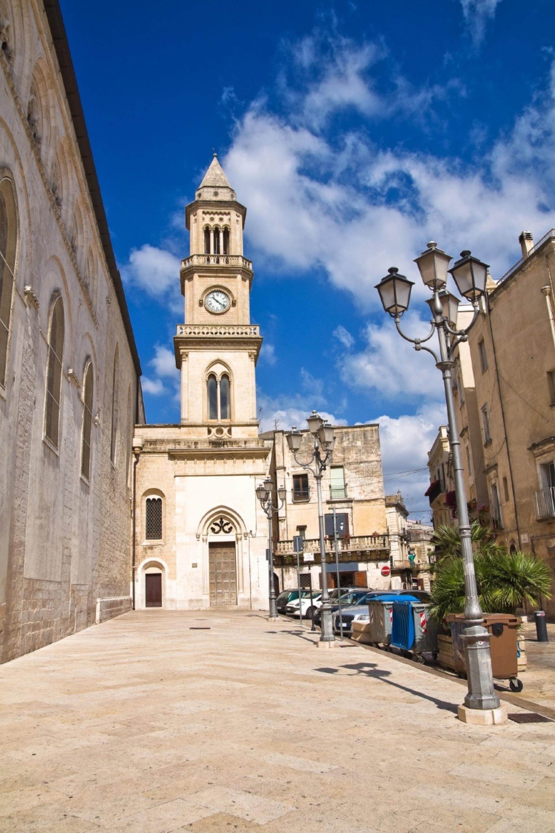アルタムーラ 時計塔